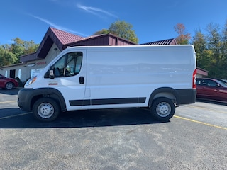 New 2018 Ram ProMaster 1500 CARGO VAN LOW ROOF 136 WB Cargo Van for sale in Cobleskill, NY