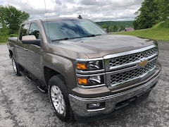 Used 2015 Chevrolet Silverado K1500 PICKUP for sale in Cobleskill, NY