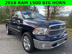 Used 2016 Ram 1500 Big Horn Truck for sale in Cobleskill, NY