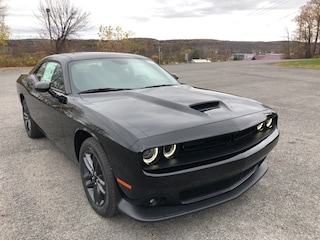 New 2019 Dodge Challenger GT AWD Coupe for sale in Cobleskill, NY