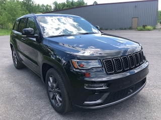 New 2020 Jeep Grand Cherokee HIGH ALTITUDE 4X4 Sport Utility for sale in Cobleskill, NY