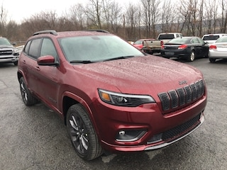 New 2020 Jeep Cherokee HIGH ALTITUDE 4X4 Sport Utility for sale in Cobleskill, NY