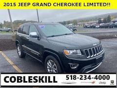2015 Jeep Grand Cherokee Limited SUV