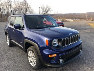 New 2019 Jeep Renegade LATITUDE 4X4 Sport Utility for sale in Cobleskill, NY