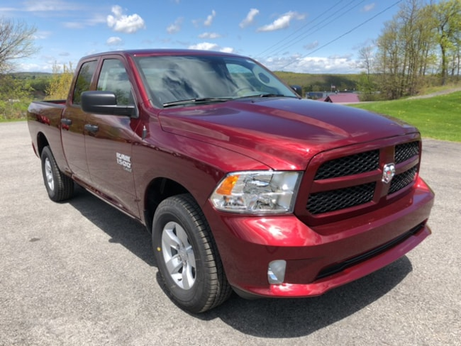 New 2019 Ram 1500 CLASSIC EXPRESS QUAD CAB 4X4 6'4 BOX Quad Cab for sale in Cobleskill, NY