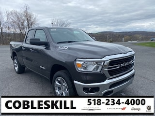 New 2021 Ram 1500 BIG HORN QUAD CAB 4X4 6'4 BOX Quad Cab for sale in Cobleskill, NY