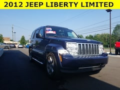 Used 2012 Jeep Liberty Limited SUV for sale in Cobleskill, NY