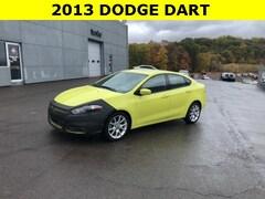 Used 2013 Dodge Dart SXT/Rallye Sedan for sale in Cobleskill, NY