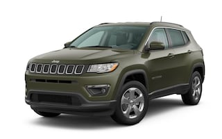 New 2020 Jeep Compass LATITUDE 4X4 Sport Utility for sale in Cobleskill, NY