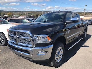 New 2018 Ram 3500 LARAMIE MEGA CAB 4X4 6'4 BOX Mega Cab for sale in Cobleskill, NY