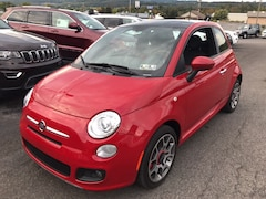 Used 2013 FIAT 500 Sport Hatchback for sale in Cobleskill, NY