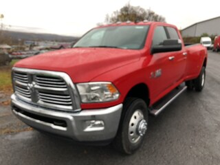 New 2018 Ram 3500 BIG HORN CREW CAB 4X4 8' BOX Crew Cab for sale in Cobleskill, NY