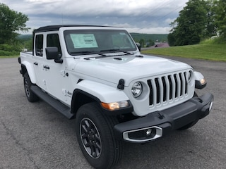 New 2020 Jeep Gladiator OVERLAND 4X4 Crew Cab for sale in Cobleskill, NY