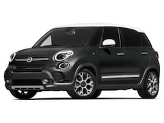 Used 2014 FIAT 500L Trekking Hatchback for sale in Cobleskill, NY