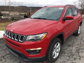 New 2019 Jeep Compass LATITUDE 4X4 Sport Utility for sale in Cobleskill, NY