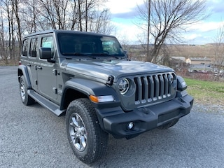 New 2020 Jeep Wrangler UNLIMITED FREEDOM 4X4 Sport Utility for sale in Cobleskill, NY