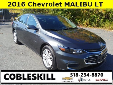 2016 Chevrolet Malibu LT Car