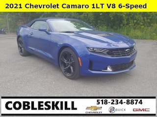 New 2021 Chevrolet Camaro LT1 Convertible for sale in Cobleskill, NY