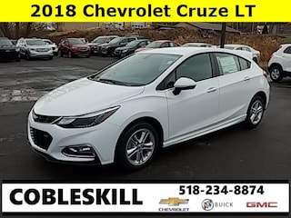 New 2018 Chevrolet Cruze LT Hatch Automatic Hatchback for sale in Cobleskill, NY