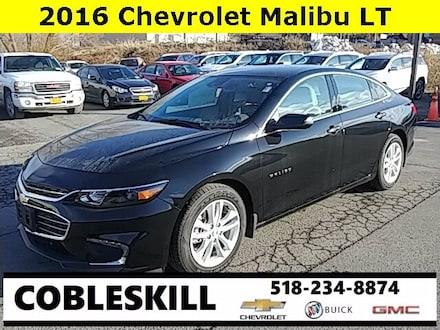 2016 Chevrolet Malibu LT Sedan