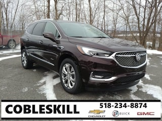New 2021 Buick Enclave Avenir SUV for sale in Cobleskill, NY