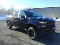 New 2020 Chevrolet Silverado 1500 Custom Trail Boss Truck 1GCPYCEF4LZ182484 For Sale in Cobleskill, NY