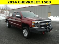 Used 2014 Chevrolet Silverado 1500 LT Truck Double Cab for sale in Cobleskill, NY