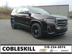 New 2021 GMC Acadia AT4 SUV 1GKKNLLSXMZ117728 for sale in Cobleskill, NY
