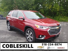 New 2020 Chevrolet Traverse LT Leather SUV for sale in Cobleskill, NY