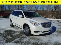 Used 2017 Buick Enclave Premium SUV for sale in Cobleskill, NY
