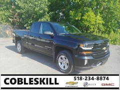 Used 2017 Chevrolet Silverado 1500 LT w/1LT Truck Double Cab for sale in Cobleskill, NY
