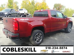 New 2021 Chevrolet Colorado Work Truck Truck for sale in Cobleskill, NY