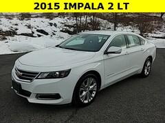 Used 2015 Chevrolet Impala LT w/2LT Sedan for sale in Cobleskill, NY