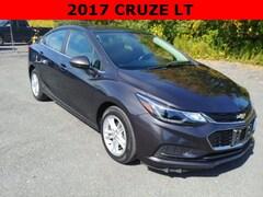 Used 2017 Chevrolet Cruze LT Auto Sedan for sale in Cobleskill, NY