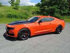 New 2019 Chevrolet Camaro SS Coupe 1G1FE1R71K0152897 for sale in Cobleskill, NY