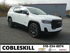New 2021 GMC Acadia SLE SUV 1GKKNRLS2MZ120027 for sale in Cobleskill, NY