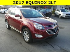 Used 2017 Chevrolet Equinox LT SUV for sale in Cobleskill, NY