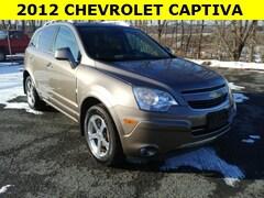 Used 2012 Chevrolet Captiva Sport LTZ SUV for sale in Cobleskill, NY