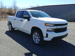 New 2020 Chevrolet Silverado 1500 Custom Truck 1GCPYBEH9LZ252458 For Sale in Cobleskill, NY