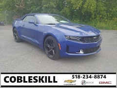 New 2021 Chevrolet Camaro 1LT Convertible for sale in Cobleskill, NY