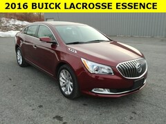 Used 2016 Buick LaCrosse Leather Sedan for sale in Cobleskill, NY