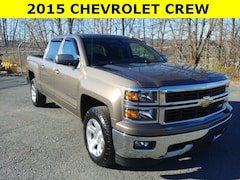 Used 2015 Chevrolet Silverado 1500 LT Truck Crew Cab for sale in Cobleskill, NY