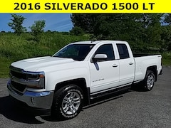 Used 2016 Chevrolet Silverado 1500 LT Truck Double Cab for sale in Cobleskill, NY
