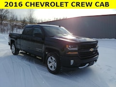 Used 2016 Chevrolet Silverado 1500 LT Truck Crew Cab for sale in Cobleskill, NY