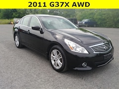 Used 2011 INFINITI G37x Base Sedan for sale in Cobleskill, NY