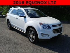 Used 2016 Chevrolet Equinox LTZ SUV for sale in Cobleskill, NY