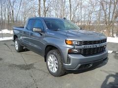 New 2020 Chevrolet Silverado 1500 Custom Truck 1GCRYBEK1LZ208880 For Sale in Cobleskill, NY