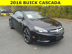 Used 2016 Buick Cascada Premium Convertible for sale in Cobleskill, NY