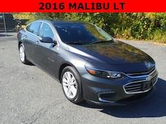 Used 2016 Chevrolet Malibu LT w/1LT Sedan for sale in Cobleskill, NY