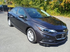 Used 2017 Chevrolet Cruze LT Auto Sedan for sale in Cobleskill, NY